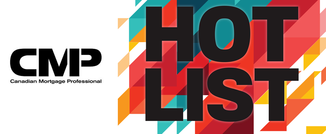 CMP Hot List 2018 - InTouch Mortgage Solutions